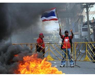 Bangkok im Bürgerkrieg