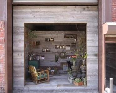 Laden oder Wohnzimmer?
