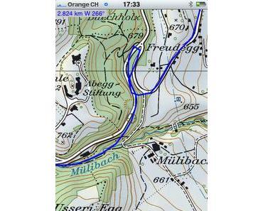 GPS-Modul im TomTom-Carkit