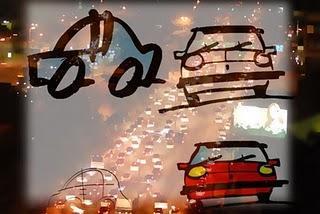 Autolawine sorgt in Recife für Dauerchaos