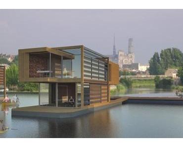 ADREAM Teil 4 – Die Synarchitects planen umweltfreundliches Hausboot