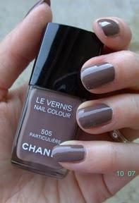 Lackiert: Chanel 505