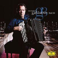 "CD-Neuerscheinung: Richard Galliano – ""Bach"""