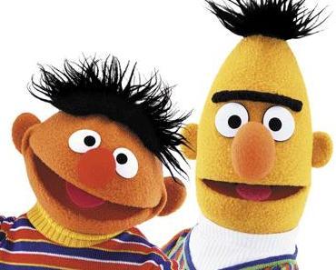Volkswagen KIKA SommerTour mit Ernie und Bert
