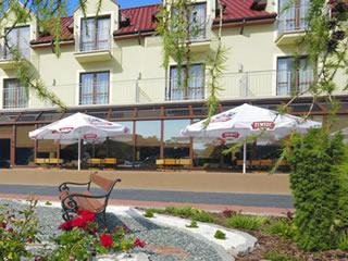 Kuren ins Hotel Delfin Dabki sind eine schöne Alternative zum Urlaub.