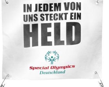 «Special Olympics» für geistig Behinderte eröffnet