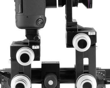 Neu von Sinar: DSLR-Anbindung an Fachkameras