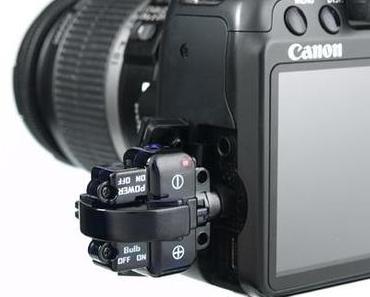 Neuer Fernauslöser Twin1 R4 von Kaiser Fototechnik