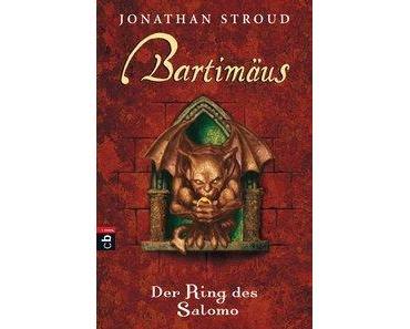"""Jonathan Stroud – """"Bartimäus"""""""