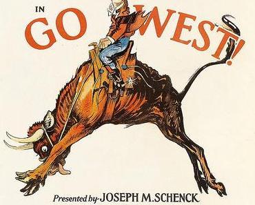 """GO WEST"" (1925)"
