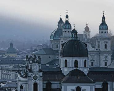 H.G. Esch: Salzburg-Panorama und Weltmetropolen