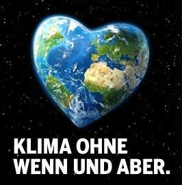 Klimakatastrophe gut fürs Herz