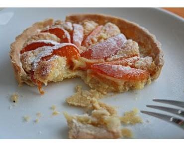 Tartelettes aux apricots