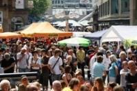 Fünfter Veggie Street Day in Dortmund erneut mit Besucherrekord