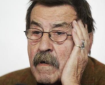 Günter Grass will nichts mit dem IPad zu tun haben