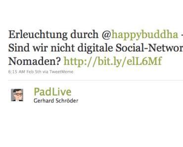 Soziale Nomaden, oder der Fluch des Web 2.0