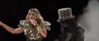 Video: Die Black Eyed Peas beim Superbowl