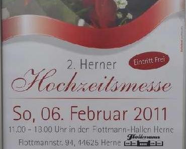 Hochzeitsmesse in Herne