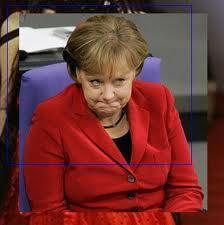 Will Merkel den Euro loswerden?