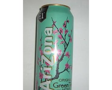 Schon gesehen? Arizona Ice Tea in der Dose
