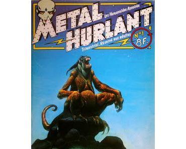"Neues aus Frankreich: ""Métal Hurlant"" (Heavy Metal) kommt als Realserie!"