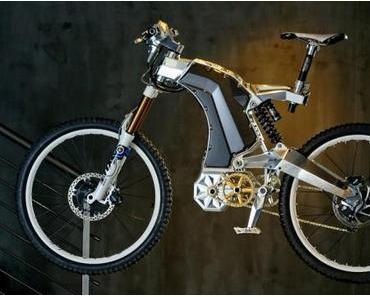 """M55: """"beast"""" hybrid electric bike"""
