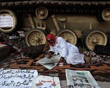 Der Zorn der Ägypter - Hintergründe, Akteure und Aussichten