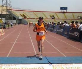 Lauforganisation auf Peruanisch