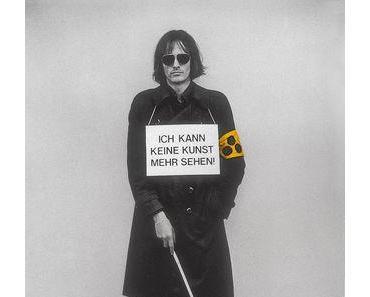 Timm Ulrichs: Betreten der Ausstellung verboten! Doppelausstellung in Hannover nur noch bis 13. Februar 2011