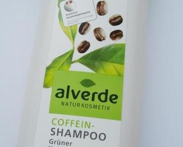 [Review] alverde Coffein Shampoo