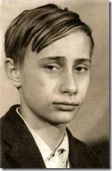 Wladimir Putin war nicht immer artig