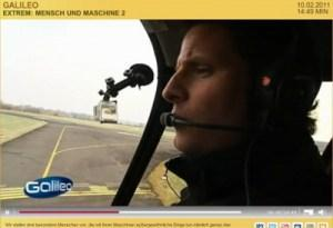 Galileo eXtrem: Mensch und Maschine 2 – Jan Veen und sein Helikopter sind dabei