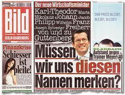 """Wo hat der sog. """"Dr."""" Guttenberg überall abgeschrieben? - Eine Liste seiner möglichen Plagiate"""