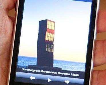Architekturfotografie-Portfolio fürs iPhone