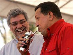 Chavez boykottiert Whisky