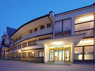 Im Hotel Zakopane erholen sich die Gäste in einer schönen Ferienregion