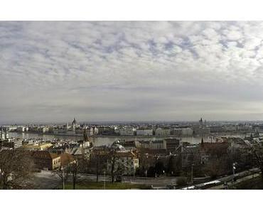 Urlaub — Budapest