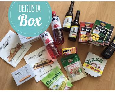 Degusta-Box im Mai