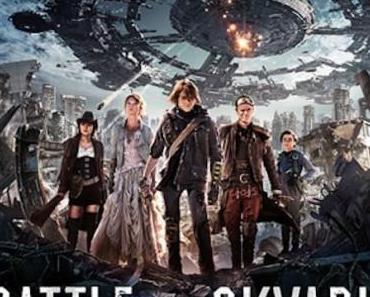 Review: BATTLE FOR SKYARK - Sci-Fi-Horror für die Grundschule
