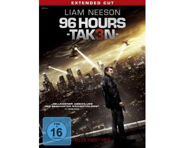 "Filmkritik ""96 Hours – Taken 3″ (DVD)"