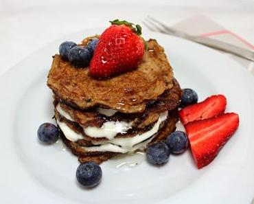 Protein Pancakes | Low Carb