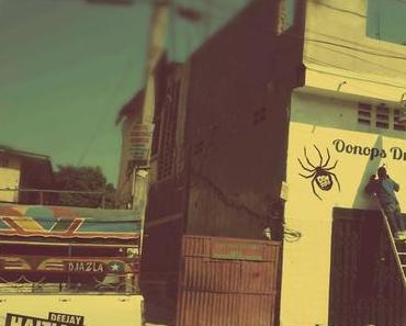 Oonops Drops – World Trail (mit DJ Haitian Star)