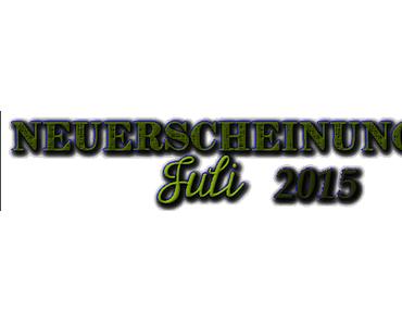 [Neuerscheinungen] Juli 2015 (Teil 2)