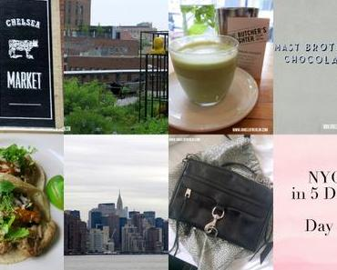 [explores...] NYC in Five Days - Day 4: Chelsea Market, Highline, NoLita, SoHo, West Village & Williamsburg