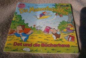 """Rezension """"Die Mainzelmännchen – Det und die Bücherhexe"""" – Wolf Gerlach"""
