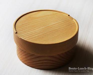Eshly Deli Box, deutsche Bentobox aus Eschenholz