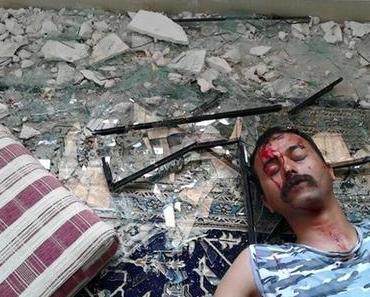 Überfall auf soziale Einrichtung in Shahriar