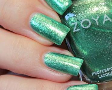 Zoya Apple Sunshine Collection