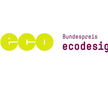 Bundespreis Ecodesign | Ausstellung, Vortrag und Podiumsdiskussion in Berlin
