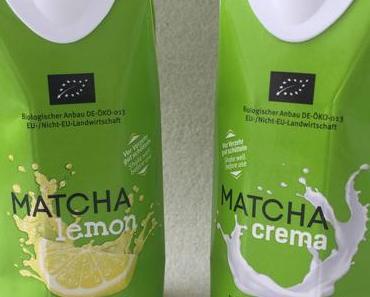 Matcha to go von TeeGschwendner – Lecker!